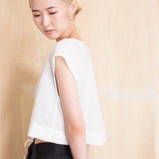 Side triangular vest