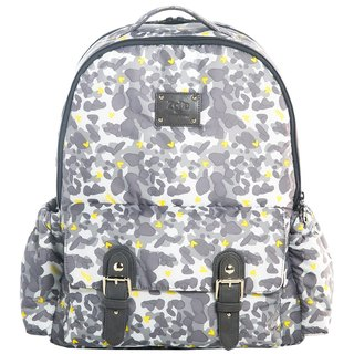 Large capacity backpack _ love camouflage Go Go Bag walking bag _ mother bag _ parenting bag