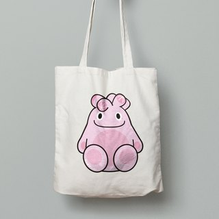【Plump Planet Friends】Tote bag | Sakura Yulu