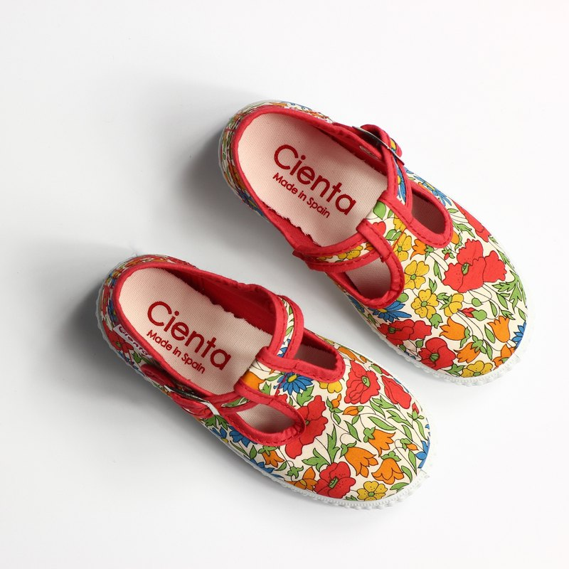 CIENTA Canvas Shoes 51076 06