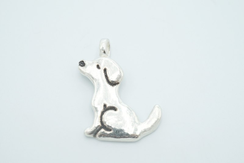 The year of the Dog pendant