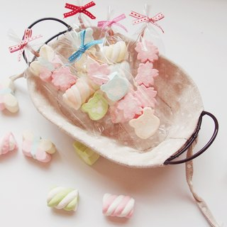 Second entry must have cute marshmallow string (50 strings)