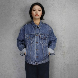 Tsubasa.Y Vintage House Levi's Denim Jacket 008 , denim jacket