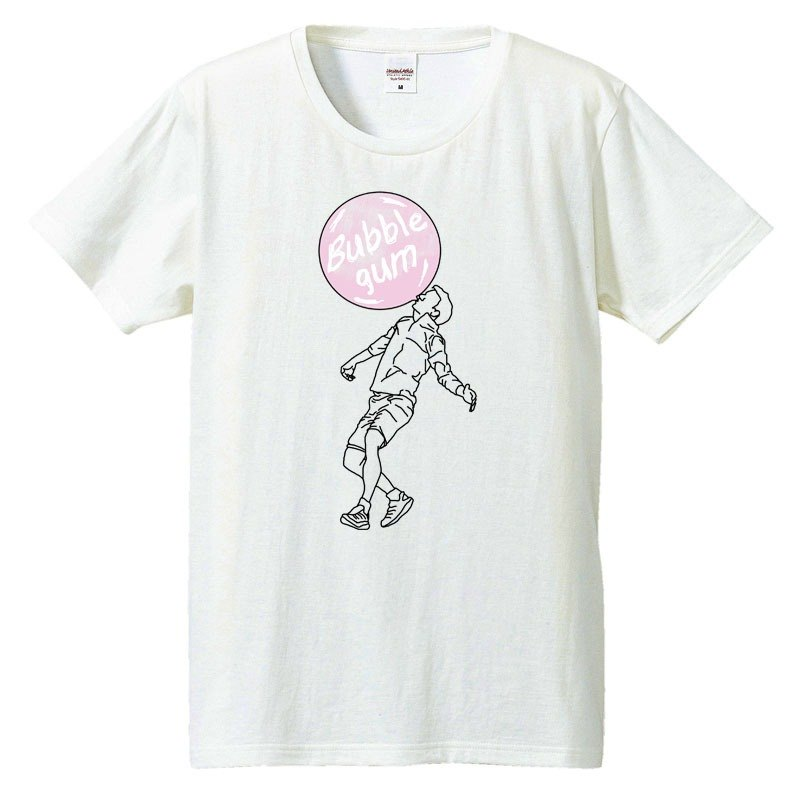 T-shirt / Bubble gum 2
