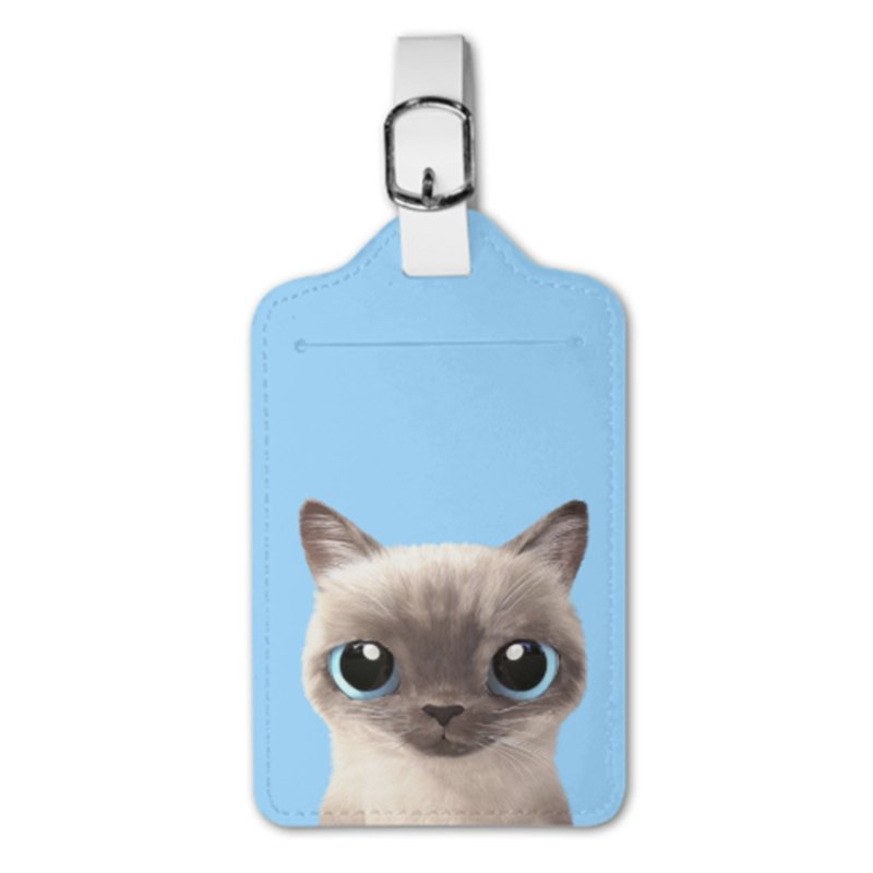 Luggage Tag Customized