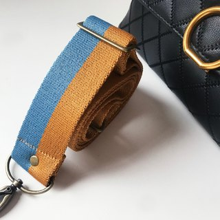 Handmade strap with cotton woven strap backpack back strap strap can be adjusted to replace
