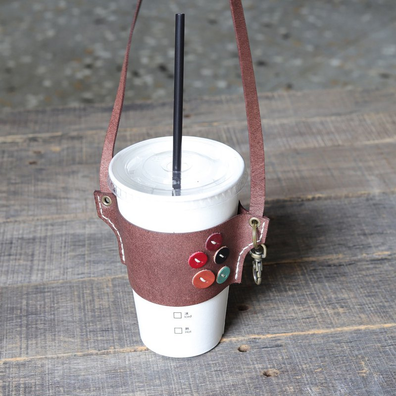 Boli Lulu Environmental Beverage Bag Real Leather Handmade Experience Class <Single Ticket>