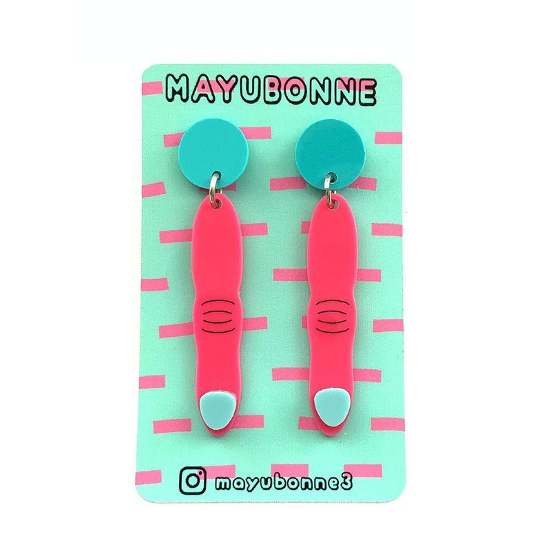 finger earrings