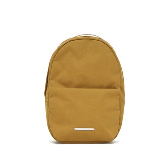 Roaming Series-13吋Simple Egg Shape Backpack - Land Camel - RBP223CA