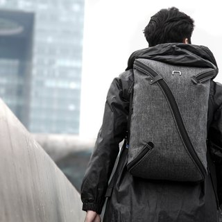 NIID | UNOII One-piece Backpack 30L (Moon Gray)