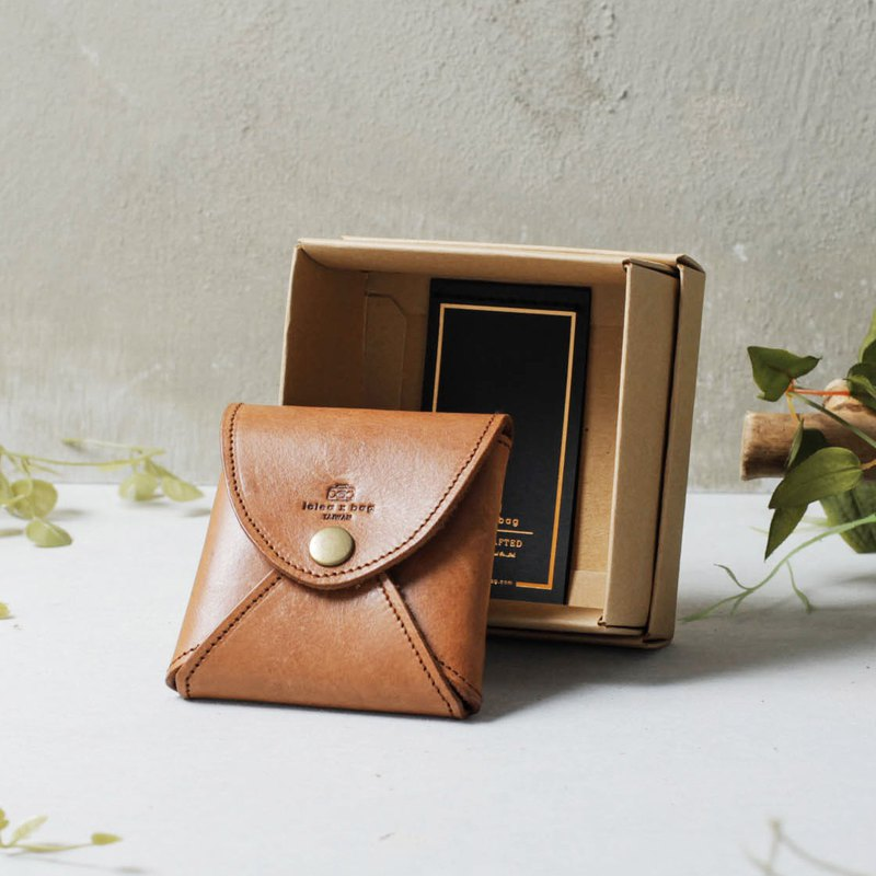 Leather hook small bag lens cover bag small bag gift gift box packaging DG29