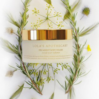 LOLA'S APOTHECARY Lavender Sleeping Sweet Dream Body Renewal Cream