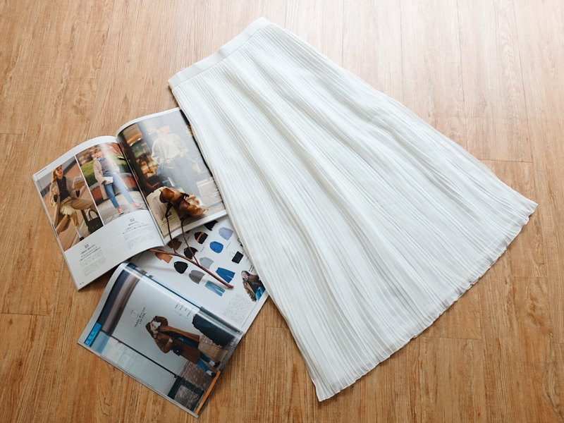 Vintage under / skirt no.130 tk