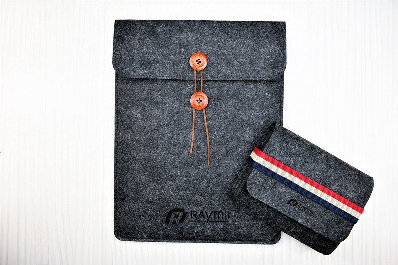 "Raymii MAC2 Macbook 13"" Pouch"