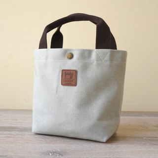 Stampless Style Tote - Stone Grey