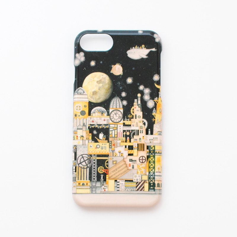 iPhone Case Moon Civilization