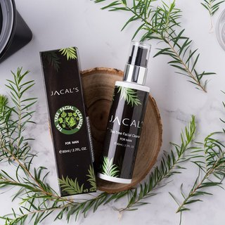 JACALS Tea Tree Facial Cleanser For Man