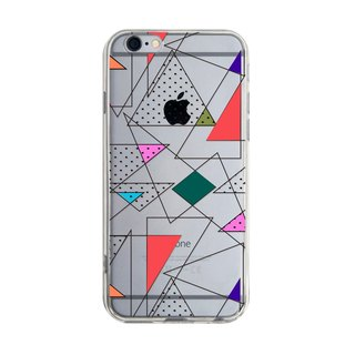 Polygon Samsung S5 S6 S7 note4 note5 iPhone 5 5s 6 6s 6 plus 7 7 plus ASUS HTC m9 Sony LG G4 G5 v10 phone shell mobile phone sets phone shell phone case