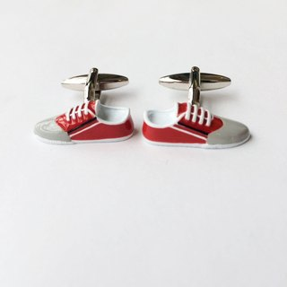 Shoe Cufflinks - Sport Shoes Cufflink