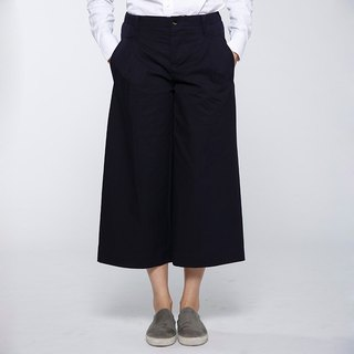 CA Iara Gaucho Pants whims and seven wide pants - Blue