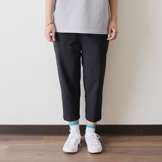 Black Drawstring Pants - Sold Out