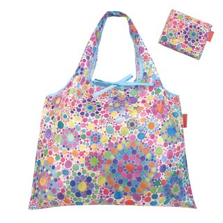 Japanese Prairie Dog Design Bag - Rainbow Raindrops