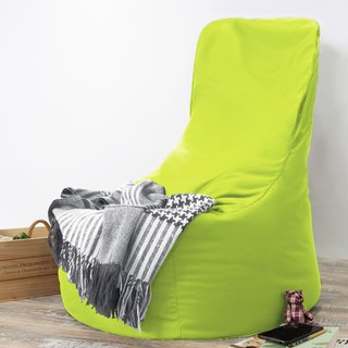 Lazy bones (large). Yellow green (50% discount on purchase)