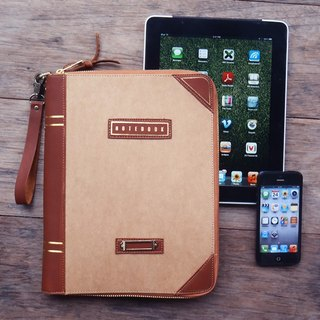 Take Note : iPad&iPhone sleeve
