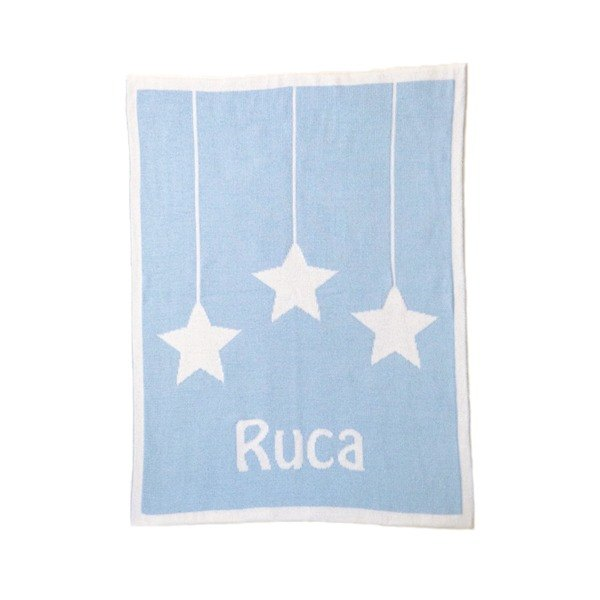 Customized Name blankets ★ 3Stars 60x80cm
