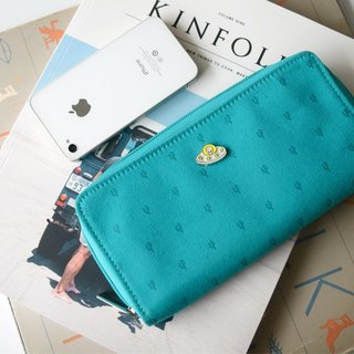 KIITOS flight series long wallet - UFO # fast delivery #