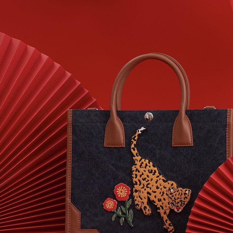 【淡季銷售】LONGLAI Canvazy tote bag small NV
