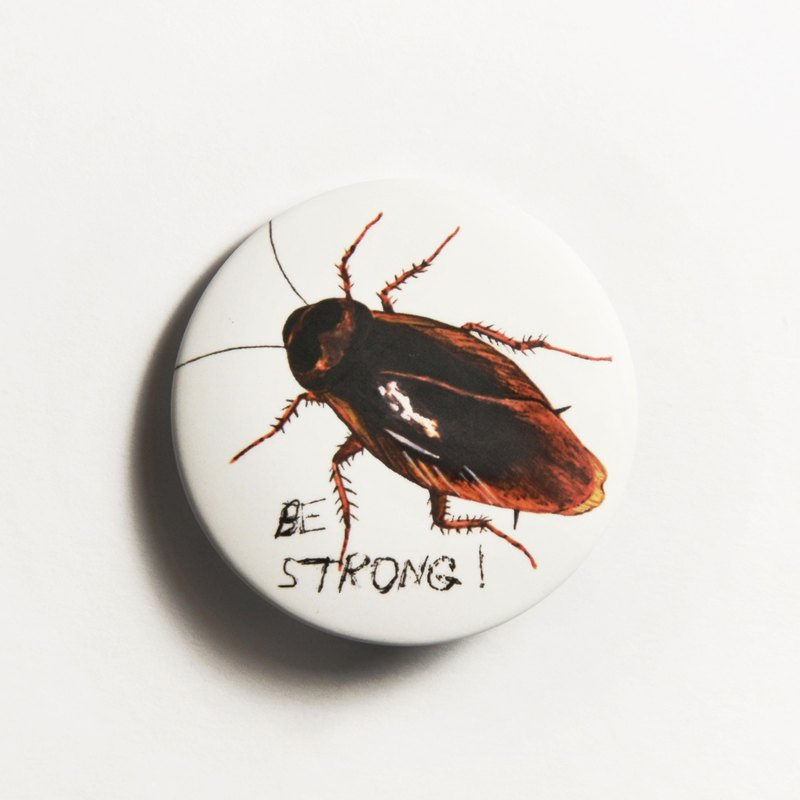 Magnet Badge Badge - Xiao Qiang strong (dead)