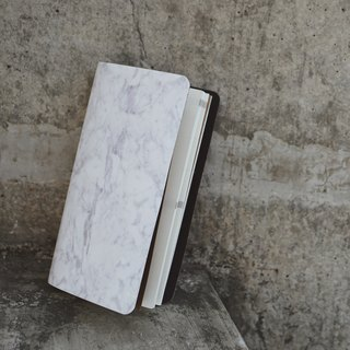 Dolomite / marble custom crystal crystal notebook pocket (printable)