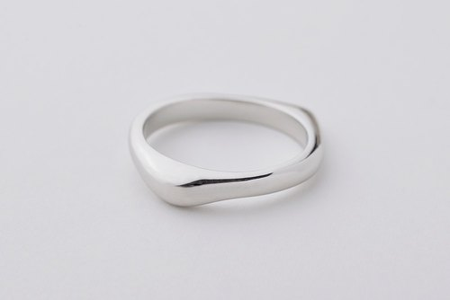 【Silver925】water:ring