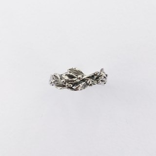 Vines Silver Ring [silver] hand-Petite Fille from Eden
