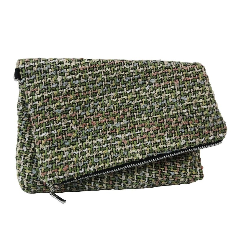 【Is Marvel】Multicolor wool woven packet