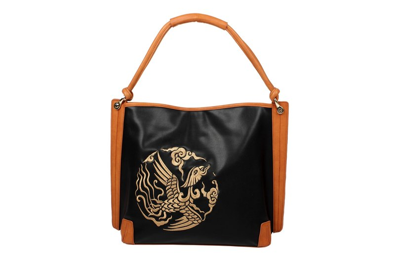 Phoenix shoulder bag