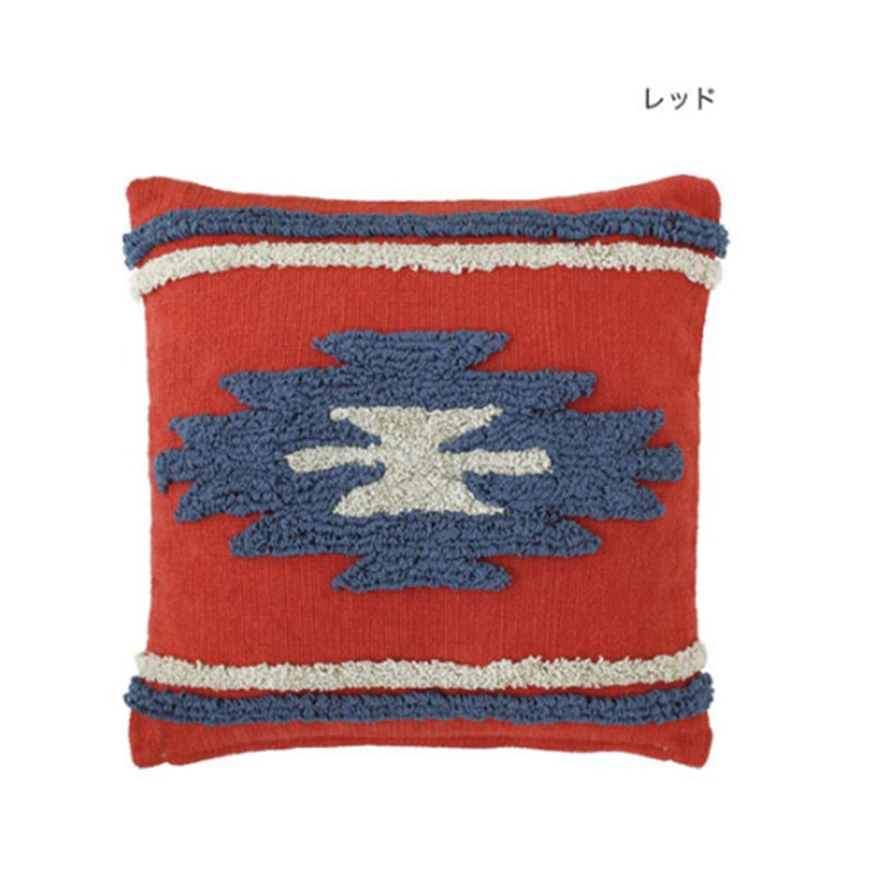 [Pre-ordered goods] Indian totem woolen pillowcase (two colors) 1421788311