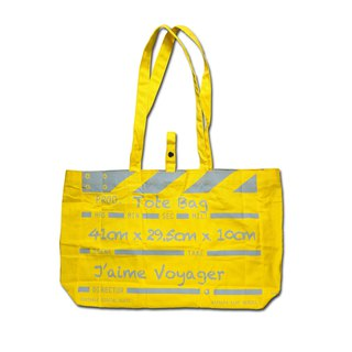 Director Clap Tote Bag - Yellow