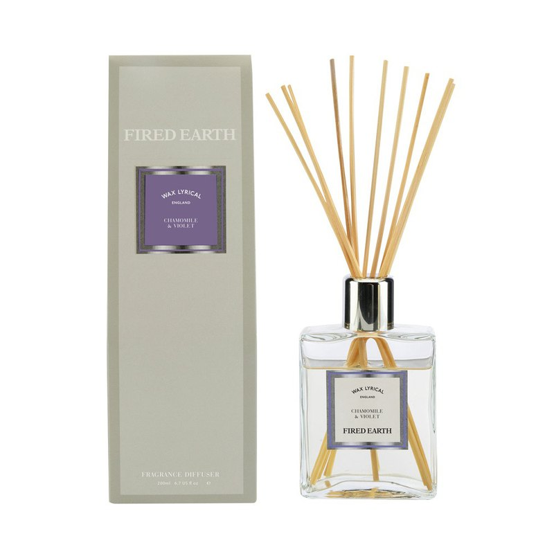 Chamomile & Violet  200ml Reed Diffuser