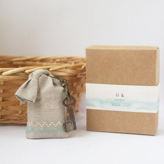 - New Arrival - Portable Essential Oil Fragrance Bag - Encourage - Silent Grassy Notes