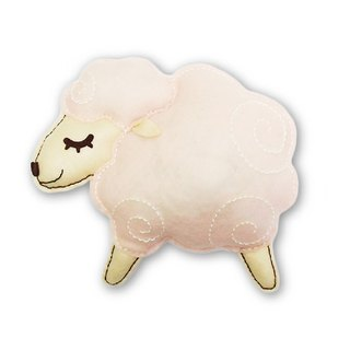 Fairy Land [Material Pack] Healing Animal Pillow - Sheep