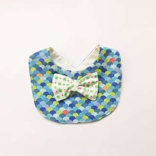 Organic Cotton Bib / Party Bib!