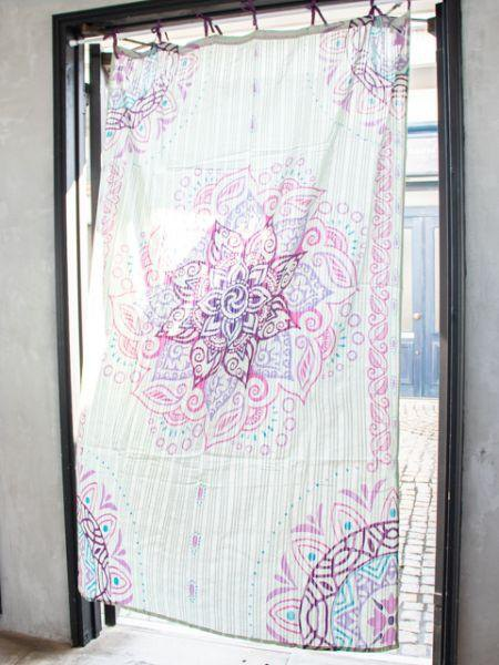 Mandala Sheer Curtain 178cm