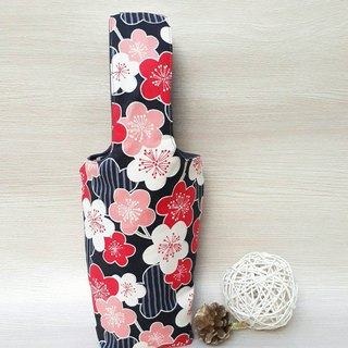 [Iceba Cup. Beverage bag] 316.304 stainless steel bottle - texture cherry blossom