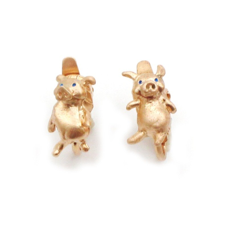 Pii & Goo Earring / Pee and Guy Earrings EA 072