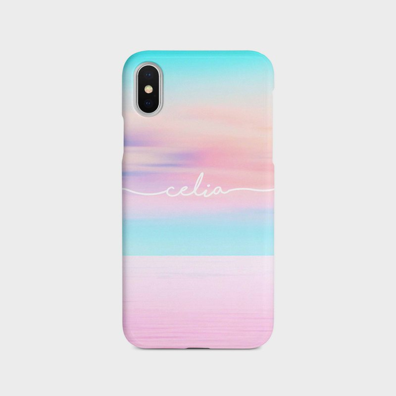 Personalize phone case iPhone X 8 8+ 7 7 Plus Galaxy S6 S7 edge S8 S8 plus
