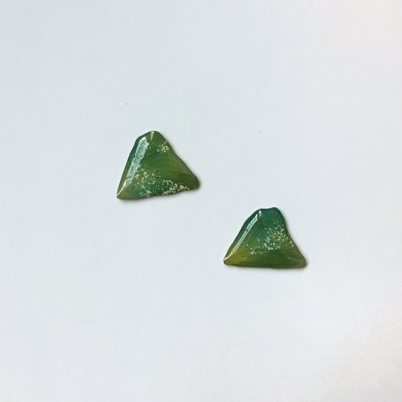 Xiaoyushan clip/needle earrings
