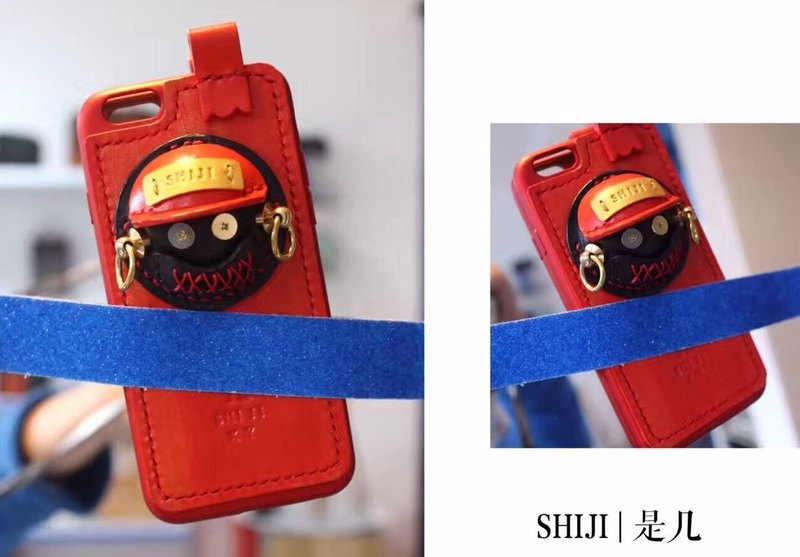 Shiji-studio cell phone shell (hip-pop Series)