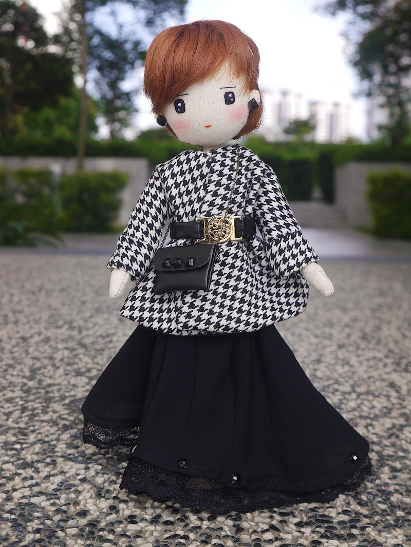 Handmade Doll- A Stylish Girl